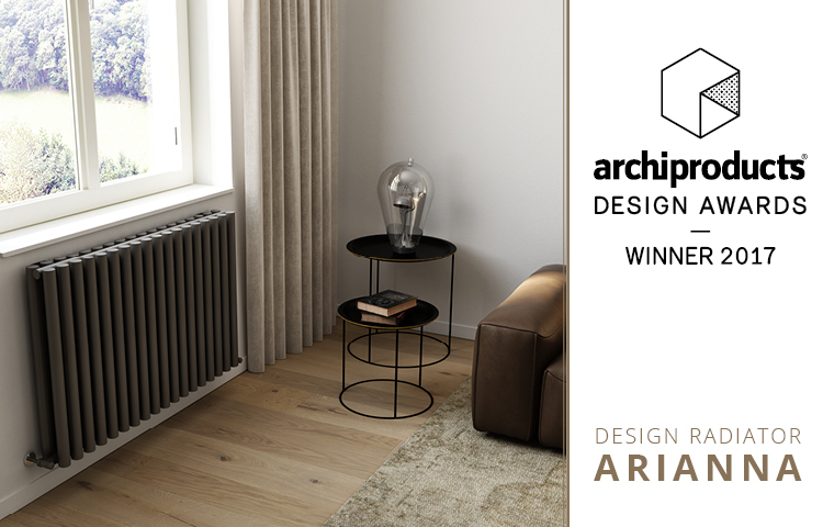 ARIANNA VINCE GLI ARCHIPRODUCTS DESIGN AWARD 2017