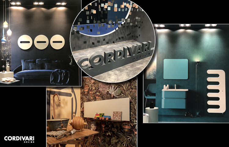 COLOR & COMFORT AL CERSAIE 2019